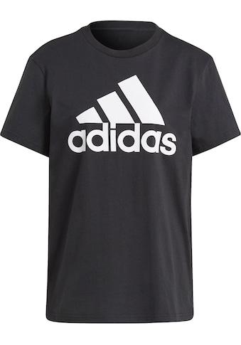 adidas Performance T-Shirt »ESSENTIALS BOYFRIEND T-SHIRT« kaufen