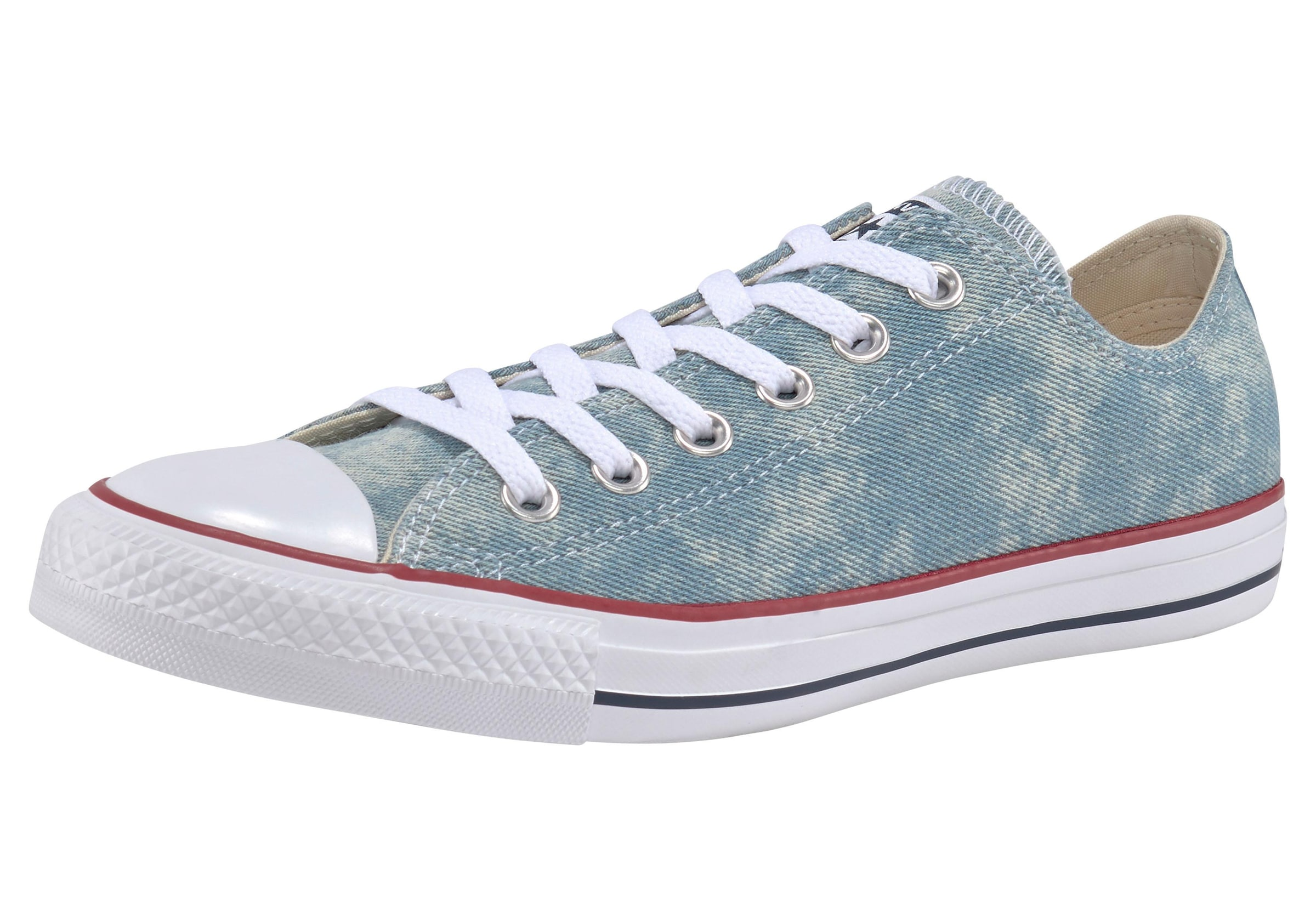 Converse Sneaker »Chuck Taylor All Star Ox Jeans Washed Out«