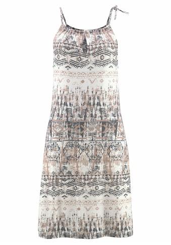 LASCANA Strandkleid, mit Alloverprint kaufen