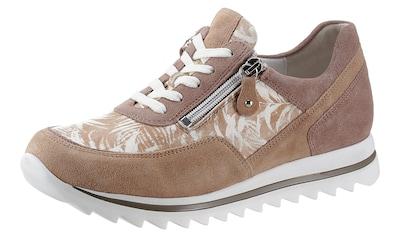 Waldläufer Sneaker »Haiba«, mit modischem Druck, H-Weite kaufen