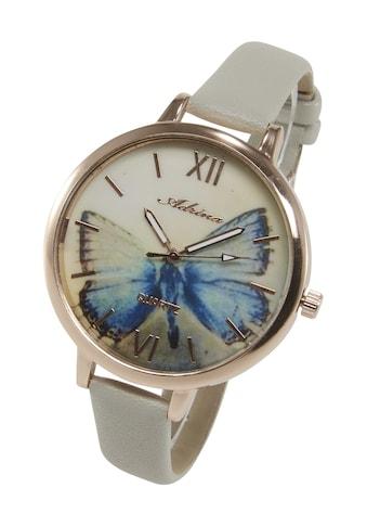 Armbanduhr mir geflochtenem Band kaufen