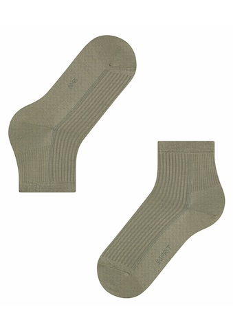 Esprit Socken »Soft Rib«, (1 Paar), aus Baumwolle-Viskose Mischung kaufen
