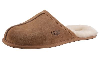 UGG Pantoffel »Scuff«, mit Warmfutter kaufen