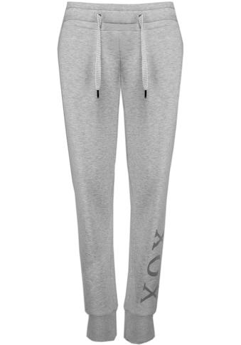 XOX Jogger Pants, kuschelige Sweathose mit Seitentaschen & großem Logoprint kaufen