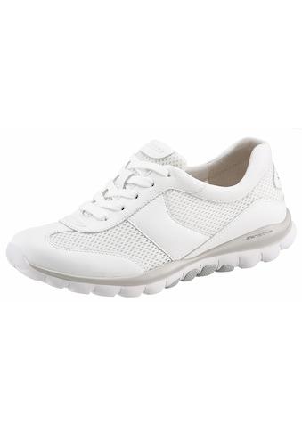 Gabor Rollingsoft Sneaker, mit sportlichem Mesheinsatz kaufen