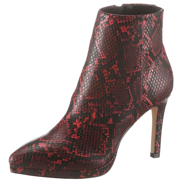 Buffalo High-Heel-Stiefelette