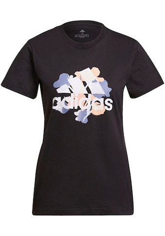 adidas Performance T-Shirt »FLORAL GFX T« kaufen