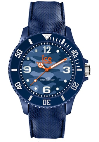 ice - watch Quarzuhr »ICE bastogne  -  Blue  -  Medium  -  3H, 16293« kaufen