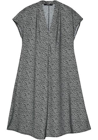 someday A-Linien-Kleid »Qali«, mit Streifen-Print kaufen