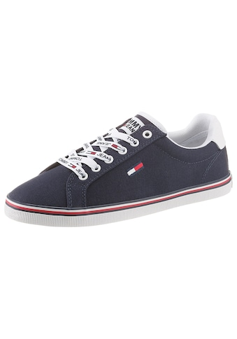 TOMMY JEANS Sneaker »ESSENTIAL LACE UP SNEAKER« kaufen