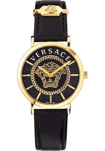 Versace Schweizer Uhr »V-ESSENTIAL 36 mm, VEK400421« kaufen