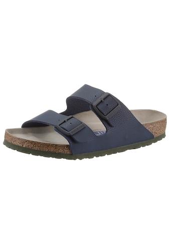 Birkenstock Pantolette »Arizona SFB«, mit vorgeformtem Fußbett kaufen