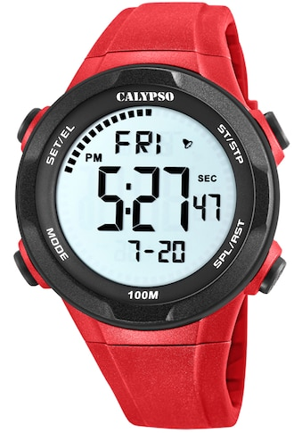 CALYPSO WATCHES Chronograph »Digital For Man, K5780/5« kaufen