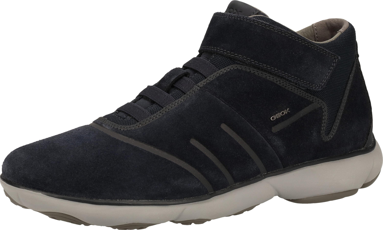 geox -  Sneaker Veloursleder/Mesh