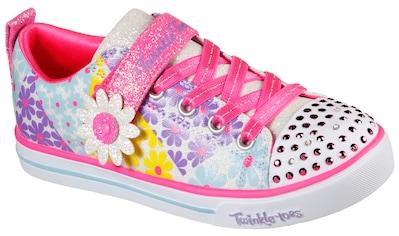 Skechers Kids Sneaker »SPARKLE LITE - SUPER BLOOMS«, mit Allover-Blumenprint kaufen