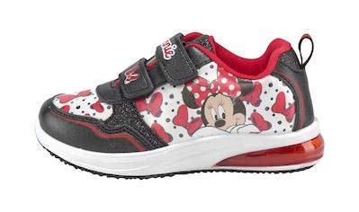 Disney Sneaker »MINNIE«, mit cooler Blinkfunktion in der Sohle kaufen
