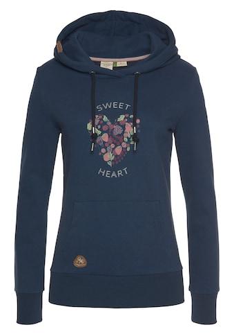Ragwear Sweater »BERIT ORGANIC«, Soul of Earth Collection kaufen