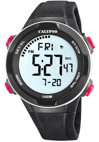 CALYPSO WATCHES Chronograph »Digital For Man, K5780/2« kaufen