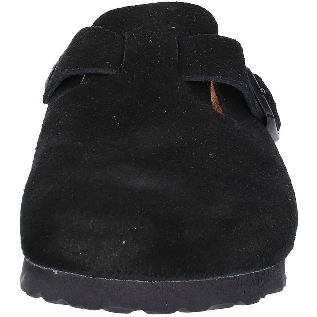 Birkenstock Clog »Veloursleder«