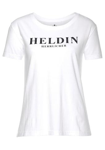 Herrlicher T - Shirt »KENDALL« kaufen