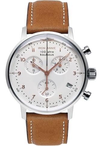 IRON ANNIE Chronograph »Bauhaus, 5096-4« kaufen