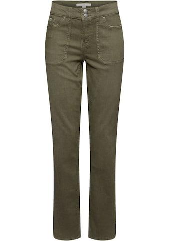 edc by Esprit Stretch-Hose, mit aufgesetzten Taschen und doppeltem Knopfverschluss kaufen