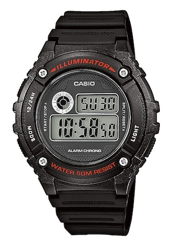 Casio Collection Chronograph »W-216H-1AVEF« kaufen