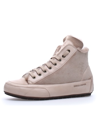 Candice Cooper Sneaker »PLUS MONT«, aus edlem Leder mit Warmfutter kaufen
