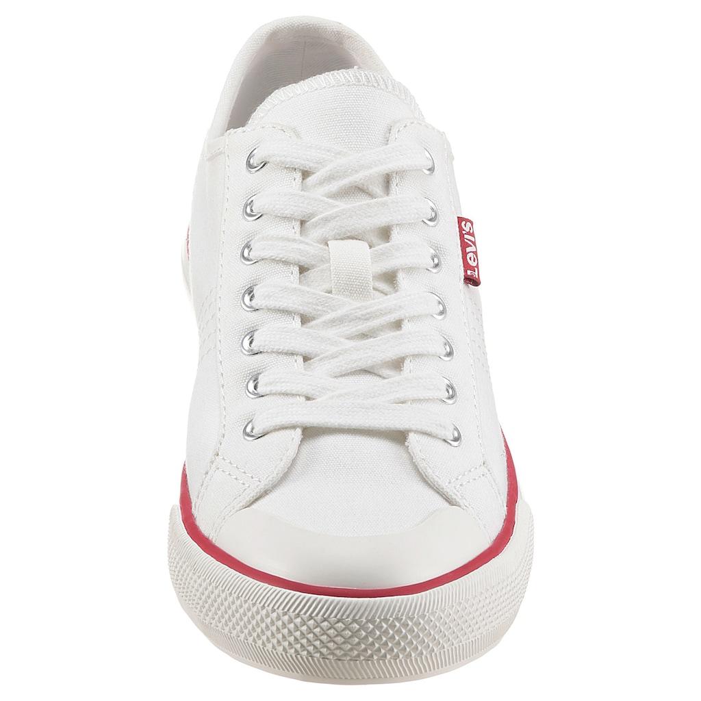 Levi's® Sneaker »Hernandez S«, mit Ziernähten