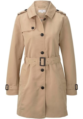 TOM TAILOR Trenchcoat kaufen