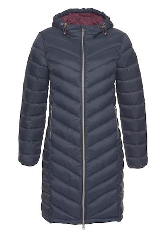 Polarino Steppmantel, besonders leicht aber mit großem Wärmerückhaltevermögen kaufen