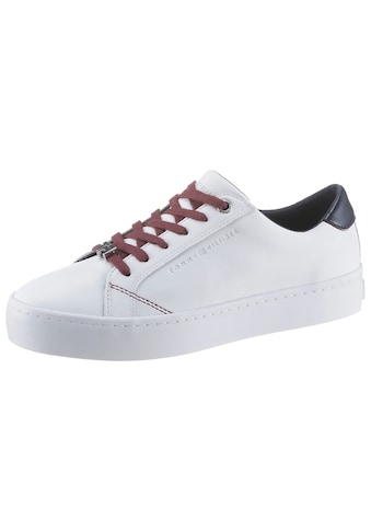 TOMMY HILFIGER Plateausneaker »CASUAL TOMMY HILFIGER SNEAKER« kaufen