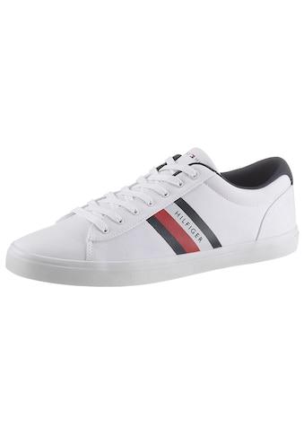 TOMMY HILFIGER Sneaker »ESSSENTIAL STRIPES DETAIL SNEAKER«, mit Tommy Streifen kaufen