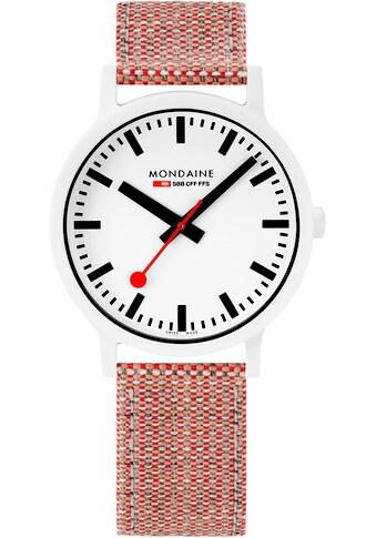 MONDAINE Schweizer Uhr »essence, MS1.41110.LP« kaufen