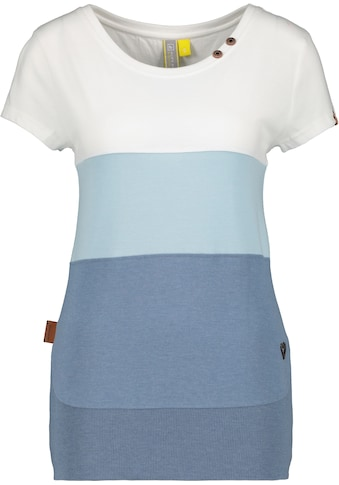 Alife & Kickin T-Shirt »CleaAK«, sportives Shirt in harmonischen Kontrast-Farben kaufen