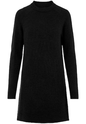 pieces Strickkleid »PCCHAPA LS O-NECK KNIT DRESS« kaufen