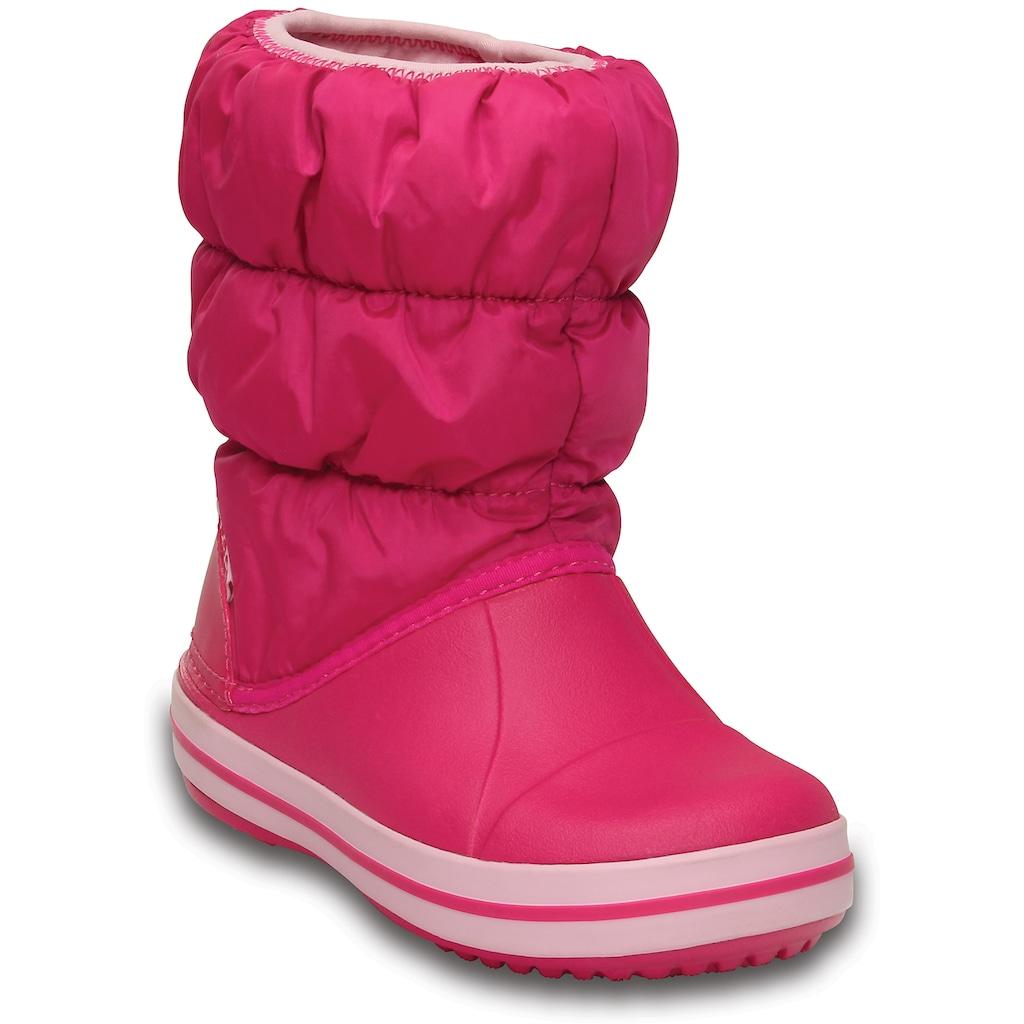 Crocs Stiefel »Winter Puff Boots Kids«