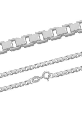 Firetti Silberkette »Venezianerkette, glanz, rhodiniert, diamantiert, massiv« kaufen