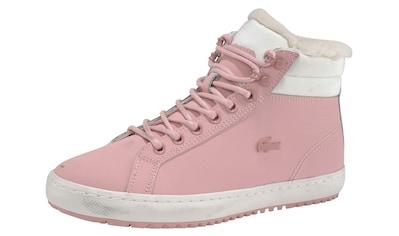 Lacoste Sneaker »STRAIGHTSET THRM03201CFA« kaufen