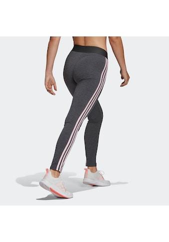 adidas Performance Leggings »LOUNGEWEAR ESSENTIALS 3-STREIFEN« kaufen