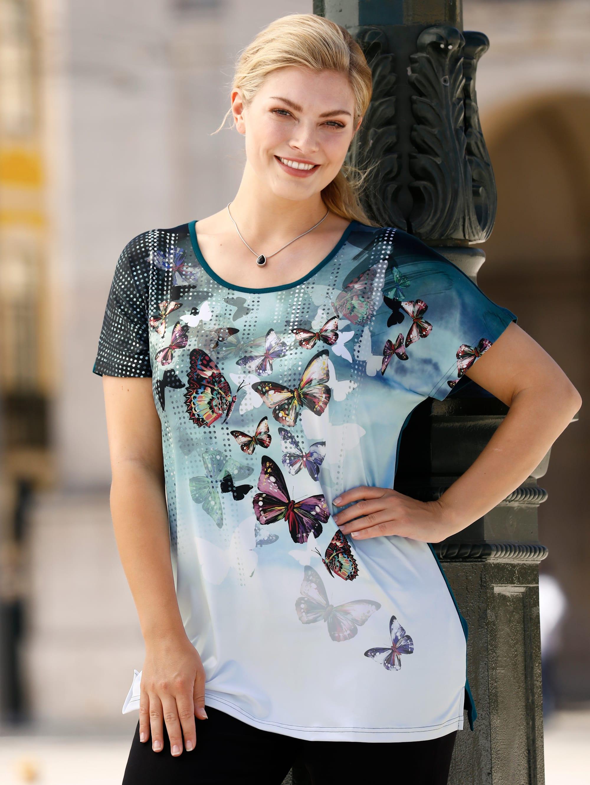 m. collection -  Print-Shirt