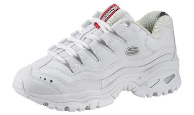 Skechers Sneaker »Energy«, mit Profilsohle kaufen