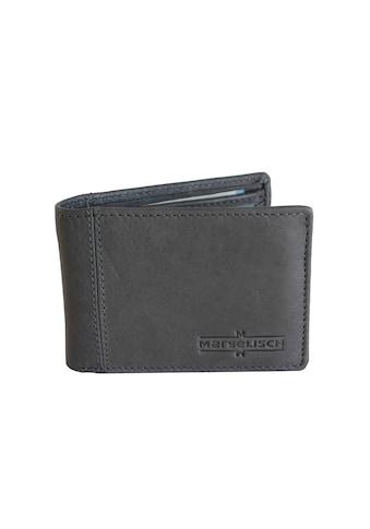 Margelisch Geldbörse »Marcello 1«, RFID Schutz kaufen