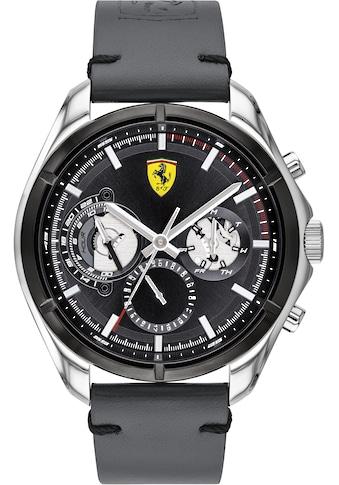 Scuderia Ferrari Multifunktionsuhr »SPEEDRACER, 830753« kaufen