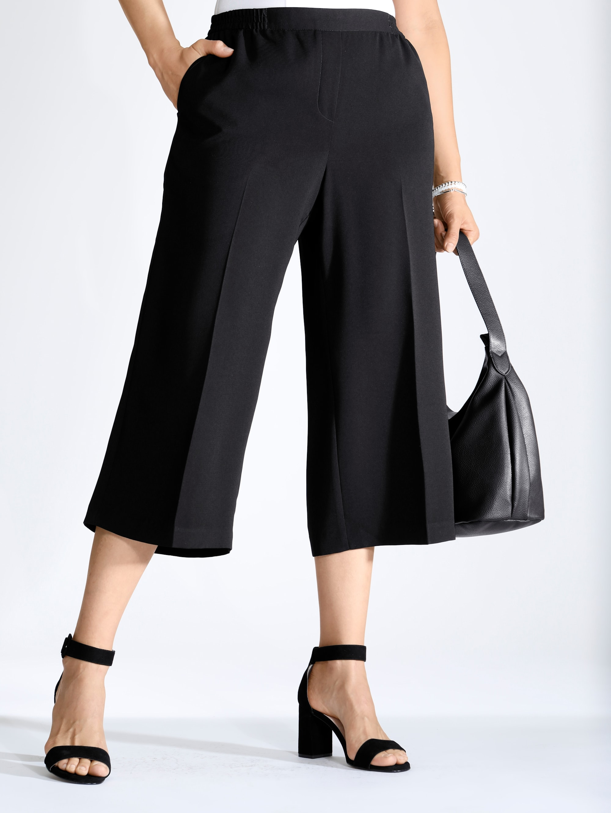 m. collection -  Culotte in bequemer Schlupfform