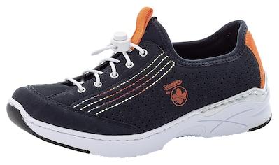 Rieker Slip-On Sneaker, mit komfortabler MemoSoft-Ausstattung kaufen