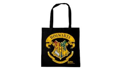 LOGOSHIRT Tasche mit auffälligem Wappen - Print »Harry Potter Hogwarts« kaufen