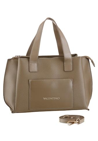 VALENTINO BAGS Henkeltasche, zusätzlich 2 große Magnetverschluss-Fächer kaufen
