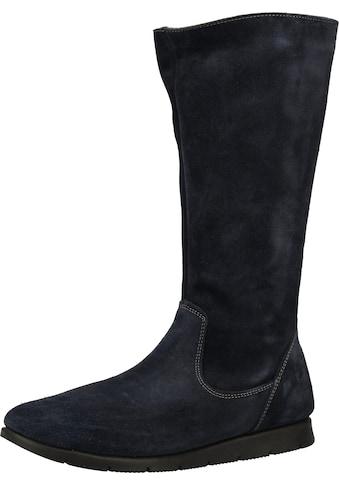 Darkwood Stiefel »Veloursleder« kaufen