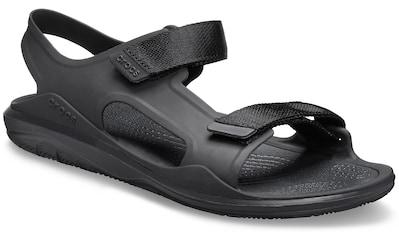 Crocs Sandale »Swiftwater Molded Expedition«, mit Klettverschlüsse kaufen